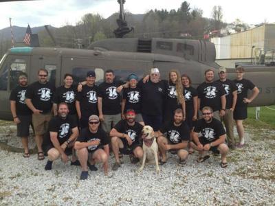 VFW hosts wounded veteran dinner
