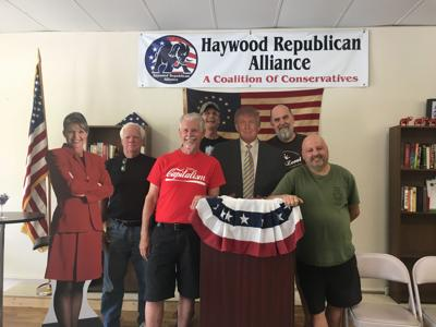 Haywood republican alliance five.JPG