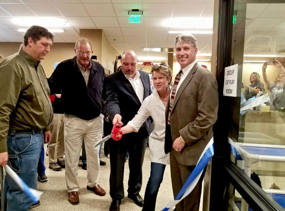 Haywood County Animal Shelter Holds Grand Opening News