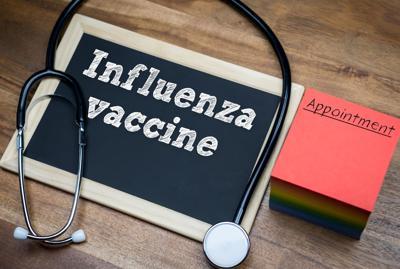 Pediatric flu clinic