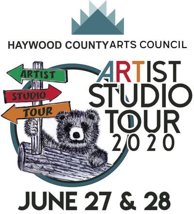 HCAC 2020 Artist Studio Tour logo