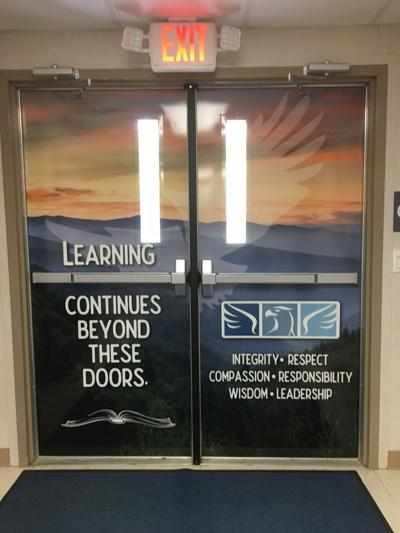 Doors at Shining Rock