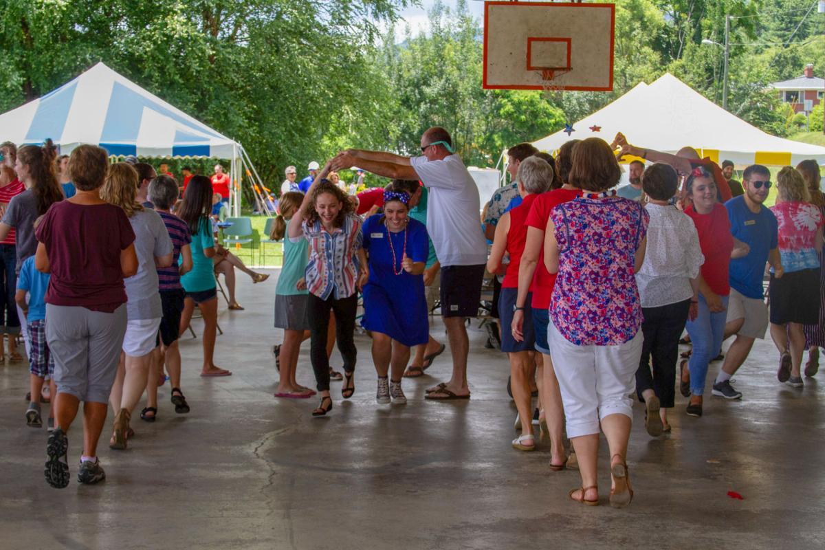 Square Dance at Lake Junaluska