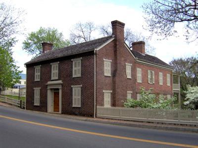 President Andrew Johnson Home