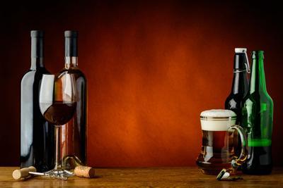 Wine to beer