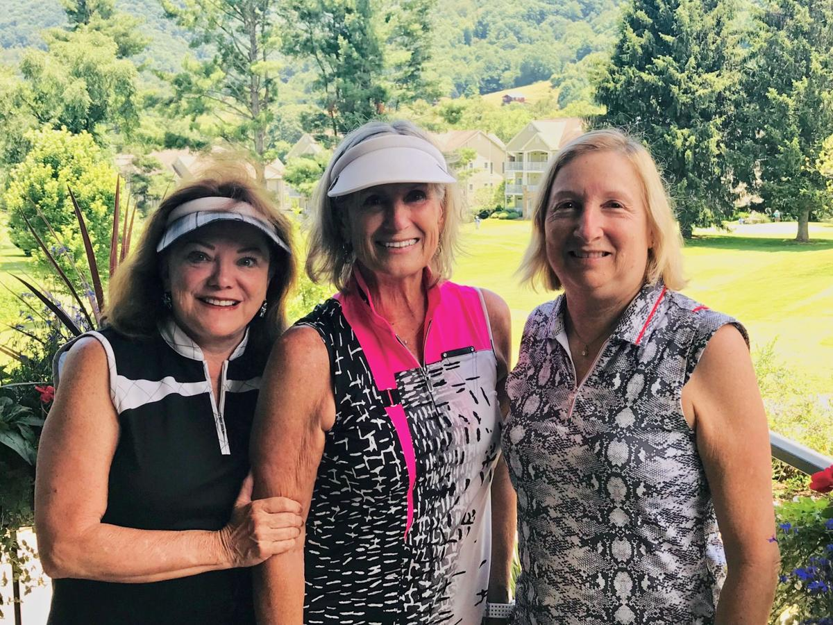 2019 MVWGA Handicap Tournament Winners: Flahardy, Crowley, Simpson