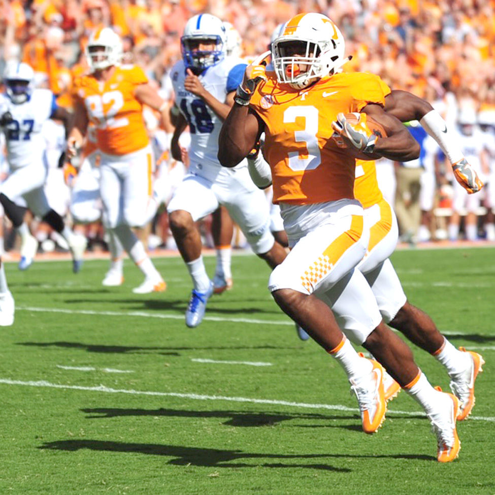 UT beats Indiana State in 42-7 home-opening victory