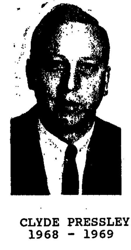 Clyde Pressley