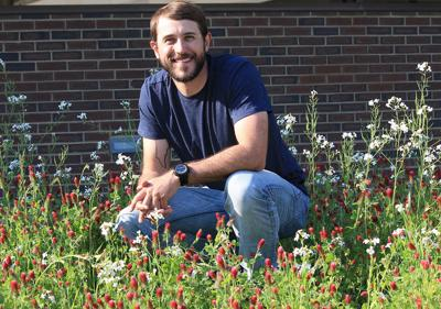 Horticulture agent Sam Marshall (copy)