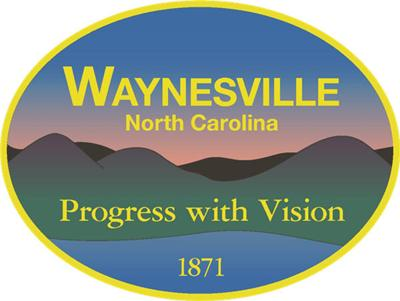 Waynesville rec center logo