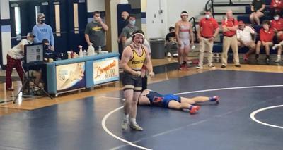 Tuscola wrestling