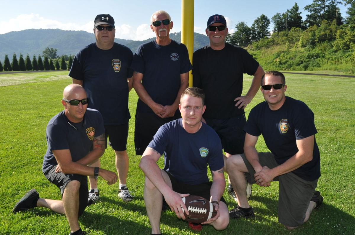 Firefighter/EMS players