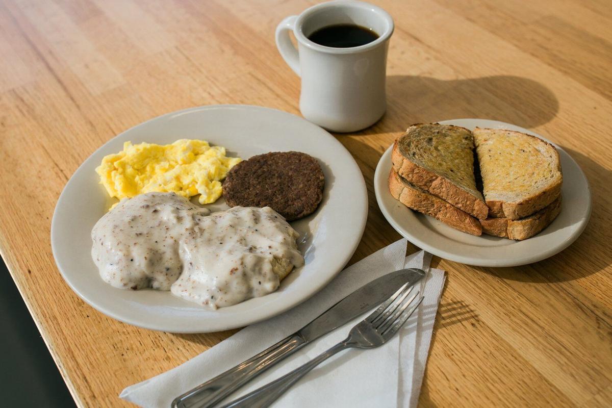 Cafe 209 breakfast