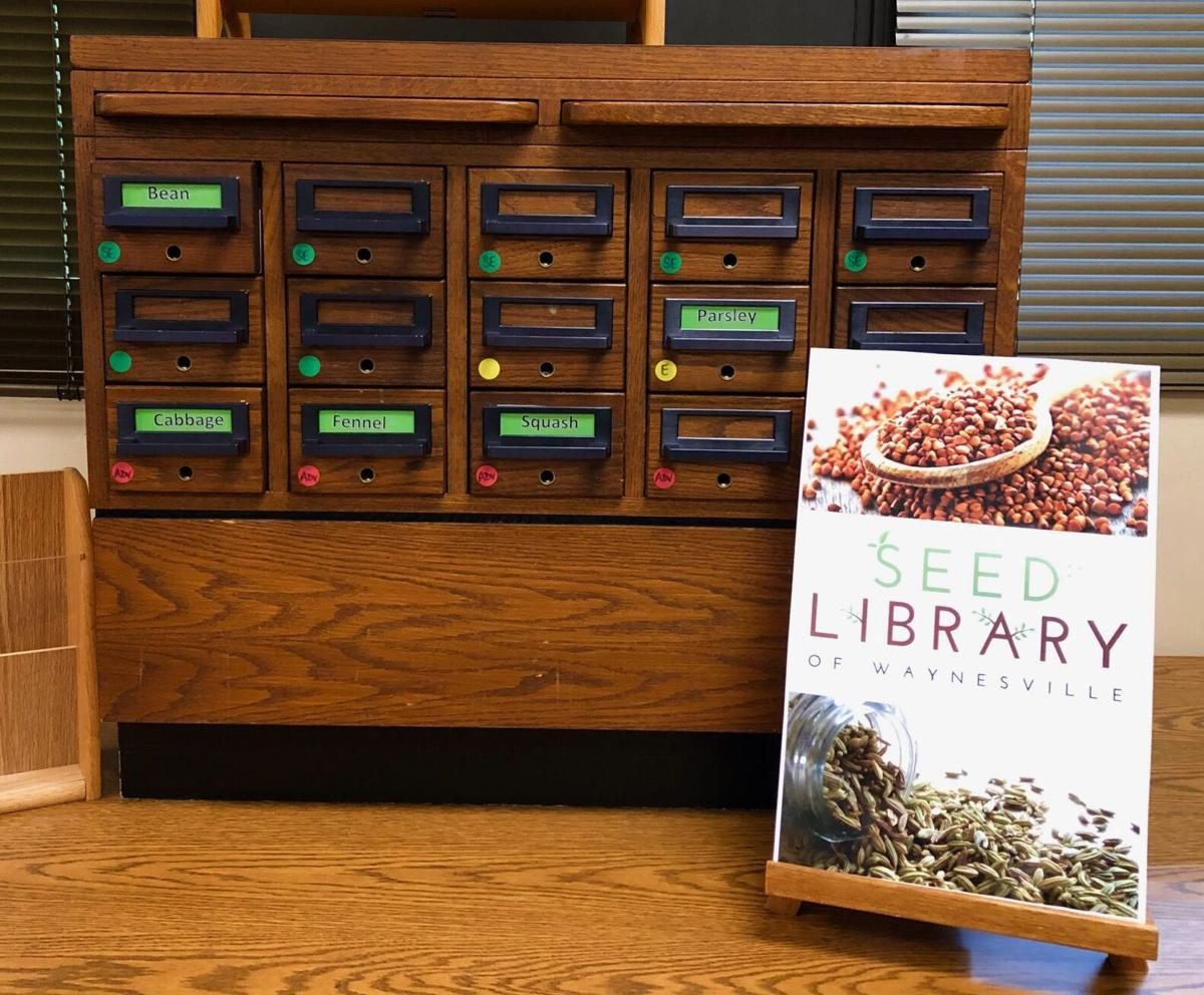 seed library 1
