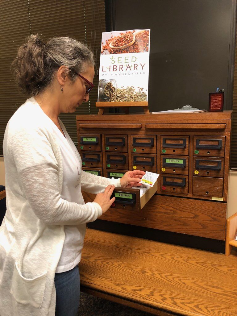 seed library 2