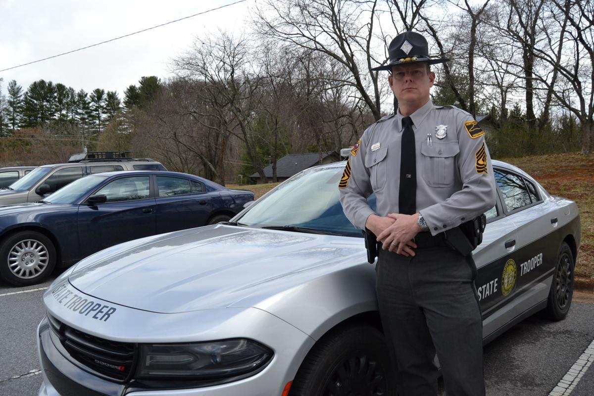 Highway Patrol sergeant reflects on first year back in home