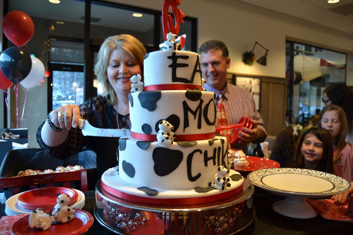 Chick Fil A Celebrates First Anniversary Business