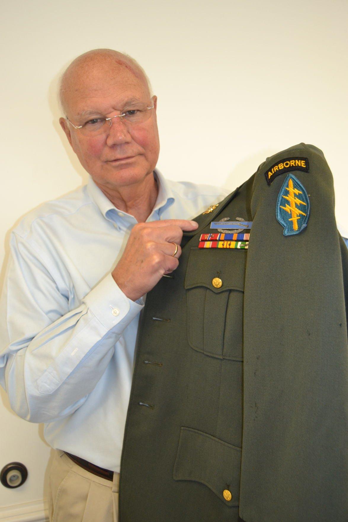McFarland and jacket