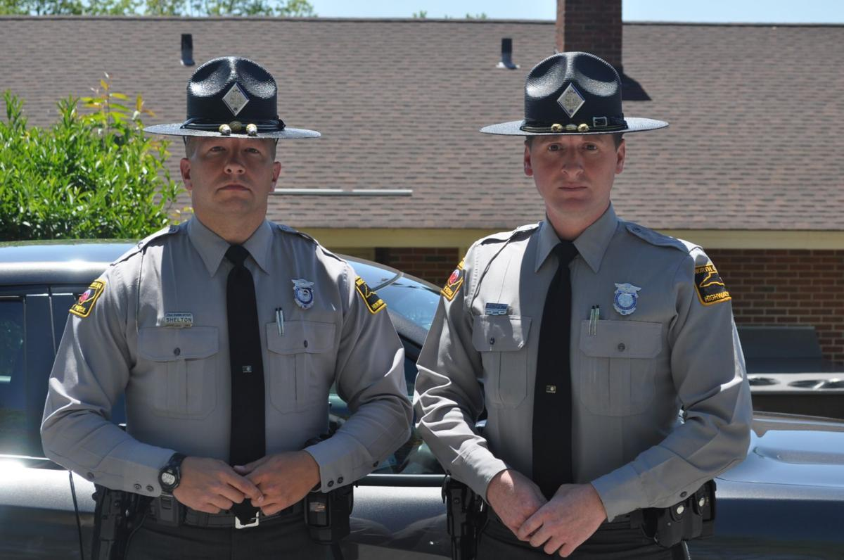 Highway patrol troopers give back to the community | News