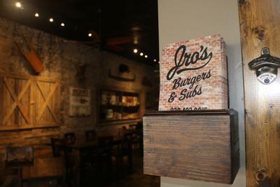 J-RO's Burgers & Subs