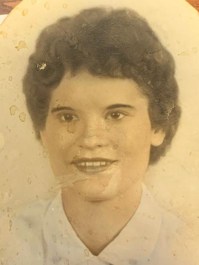 Delma Sue Russell Caldwell
