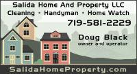 Salida Home And Property LLC