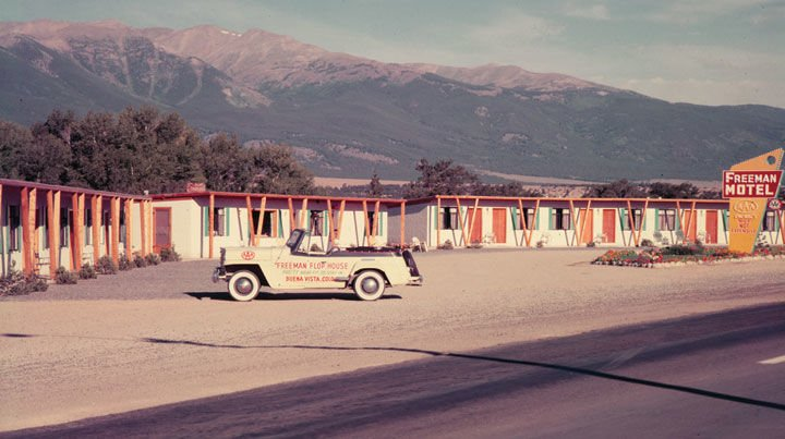 The Freeman Motel