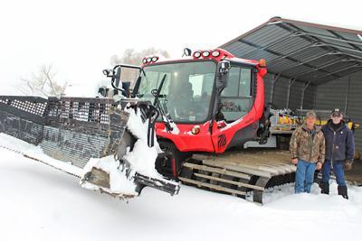 New snowcat