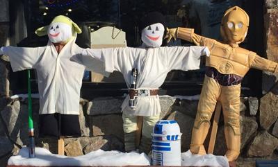 Scarecrow Hide & Seek contest aims to beautify Buena Vista