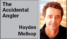 Hayden Mellsop - The Accidental Angler