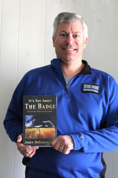 Local author pens book inspired by local police stories