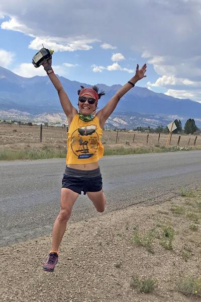 Orton-Palmer completes 1,000 mile challenge
