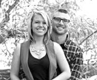 Jessica Willis and  Tanner Whaley
