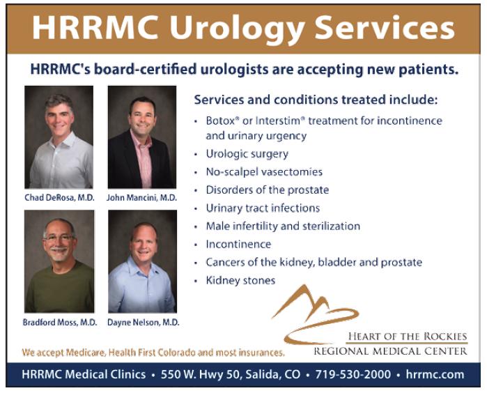 HRRMC Urology Services