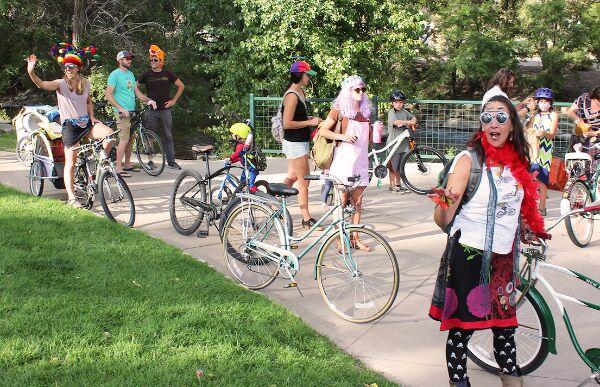Salida celebrates BikeFest