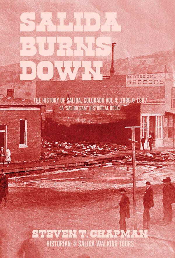 Salida Burns Down cover