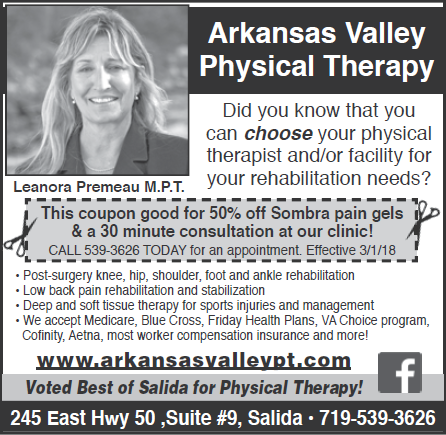 Arkansas Valley Physical Therapy