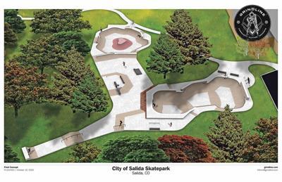 Centennial Park work continues