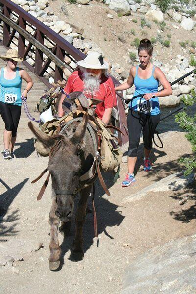 Burros will run a secret, members-only race