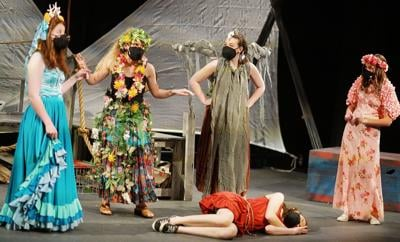 Trident Theatre Company performs 'Once on this Island'