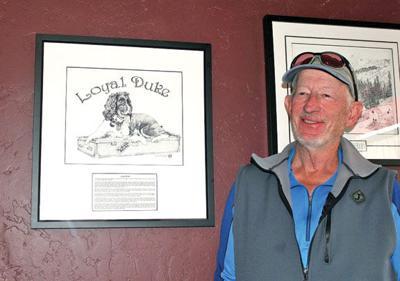 Friends of Loyal Duke work to restore gravesite   Free Content