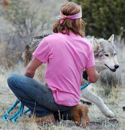 """Mission Wolf: An Experiment in Living"""