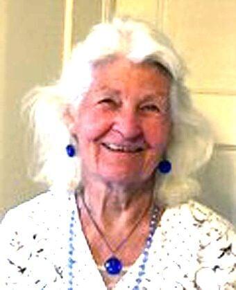 """Margaret Elaine """"Lanie"""" Spencer Marr"""