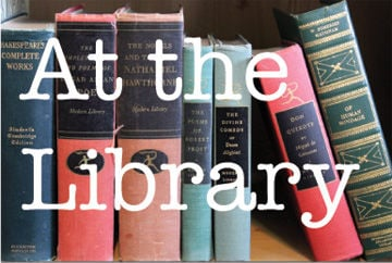 At the Library Logo