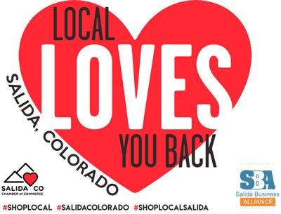 local loves you back window sign.indd