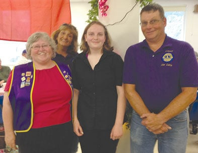 Lions Club Student of the Year