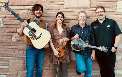 Bruce Hayes and Ragged Mountain Bluegrass