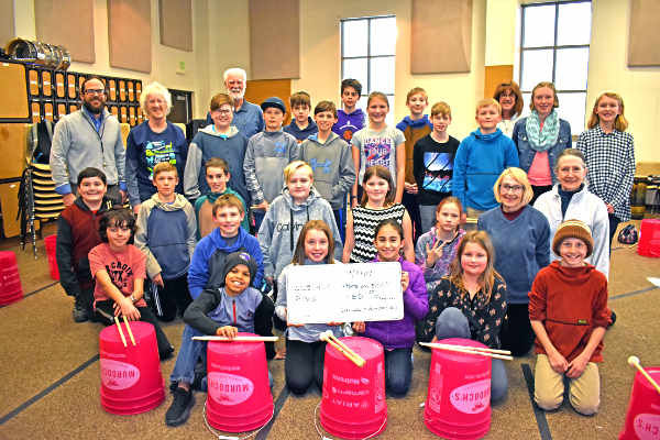 Groove Battalion receives $500
