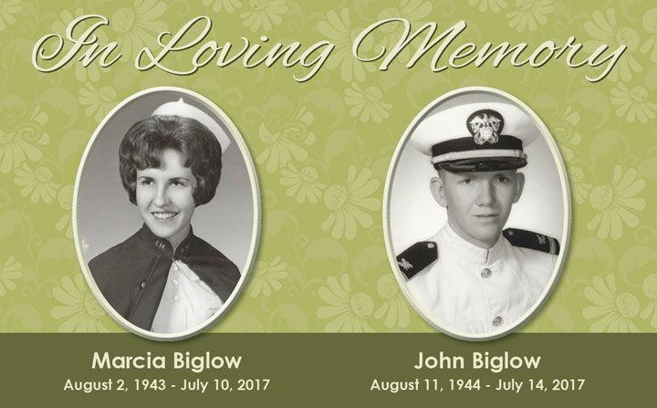 John Biglow and Marcia Biglow