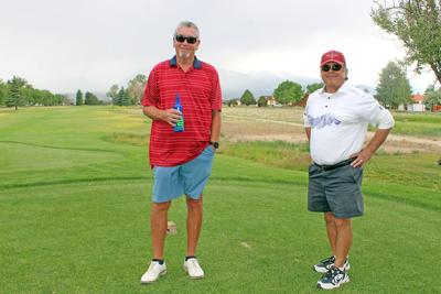 Golfers celebrate Fourth of July with friendly competition